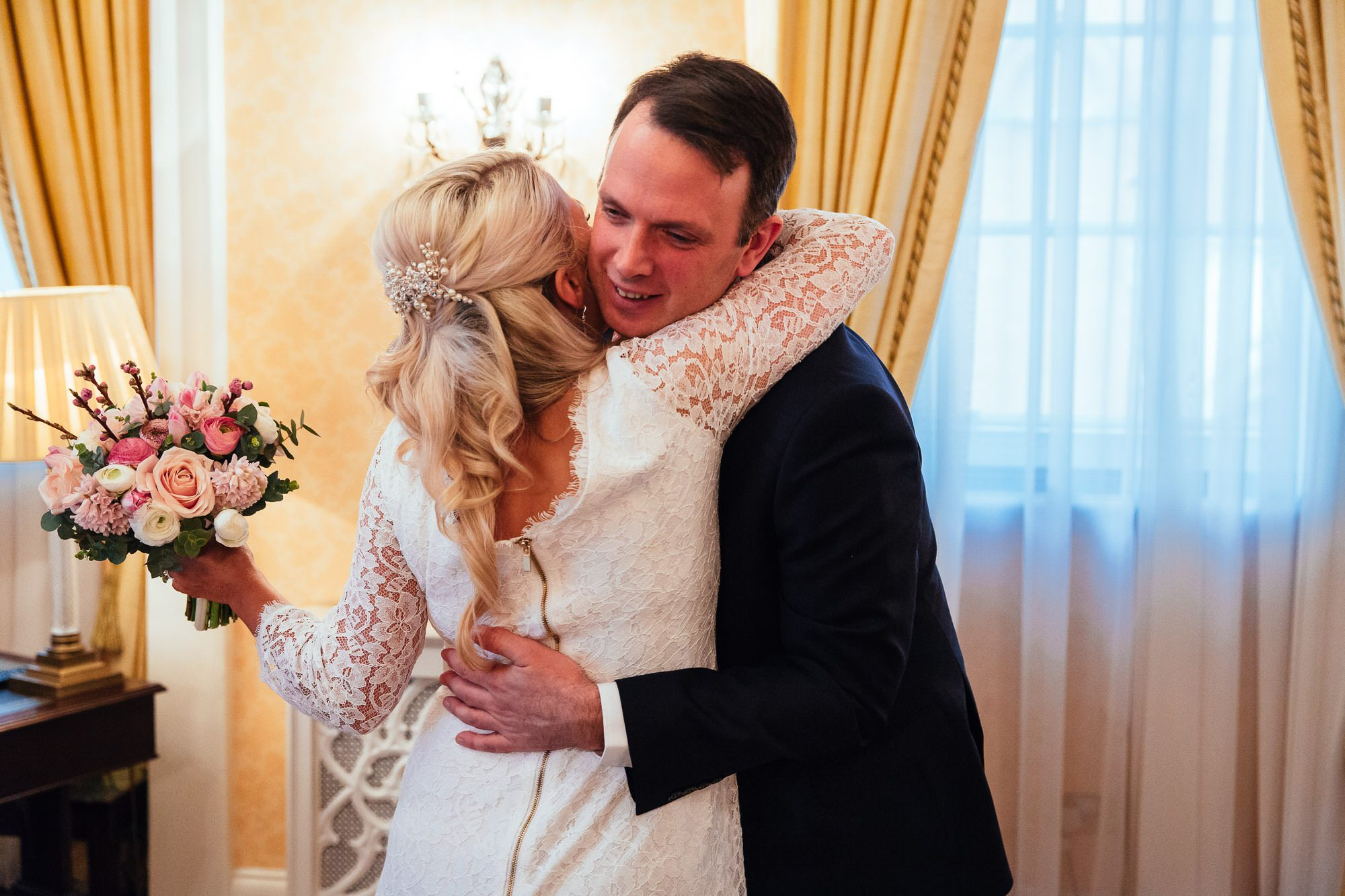 Jess & Simon - Kensington & Chelsea Wedding